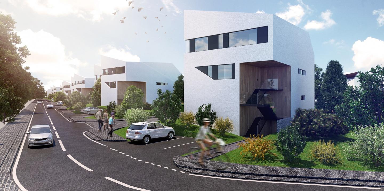 <strong>Obytná zóna Vajnory</strong></br> - Overovacia architektonicko-urbanistická štúdia