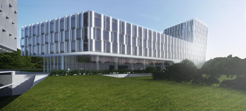<strong>WHO Geneva, Švajčiarsko</strong></br> - Architektonická štúdia